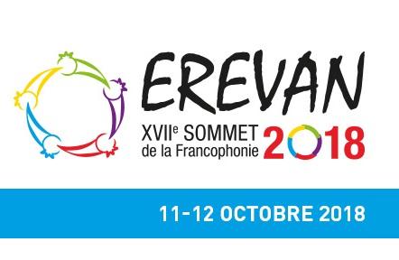 Francophonie Sommet Erevan 2018